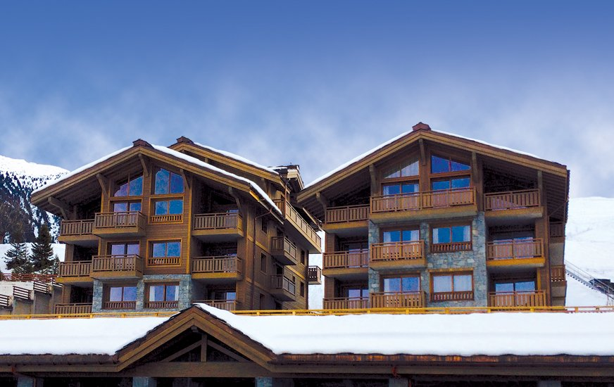 Chalet La Terrasse in Courchevel, France « Le Ski