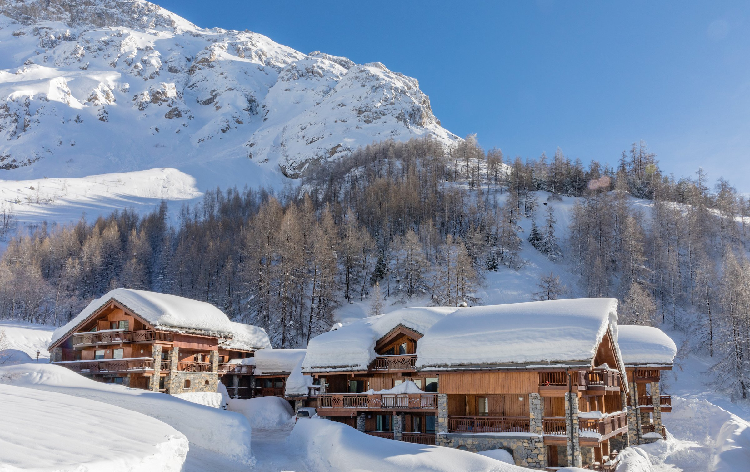 Catered Chalets in Val d'isere