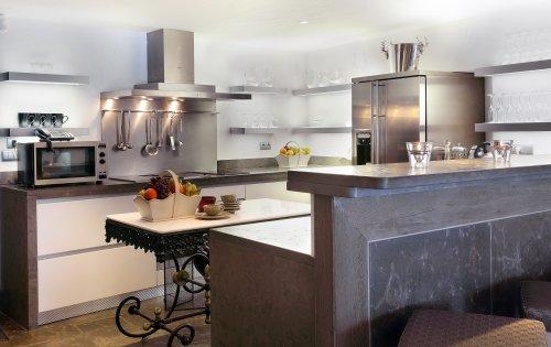 Valpierre's kitchen