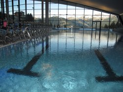 Courchevel Aquamotion Swimming Pool