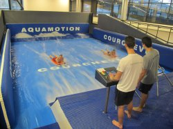 Courchevel Aquamotion Indoor Surf Wave