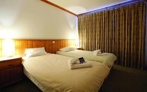 Roc Merlet bedroom