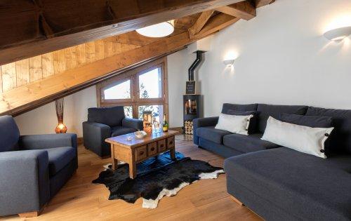 Chalet Irma lounge