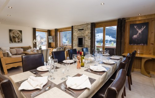 Chalet Golden Eagle