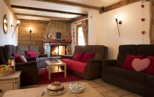 Chalet MarMau lounge