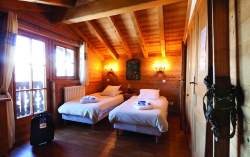 Chalet Mazot room 1