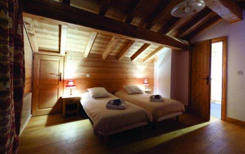 Chalet Le Notus bedroom 4