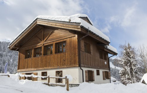 Chalet Orchidee exterior